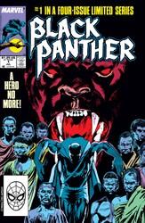Marvel - Black Panther (1988 Mini Series) #1-3-4