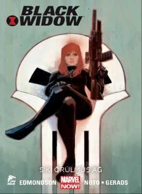 Çizgi Düşler - Black Widow Cilt 2 Sıkı Örülmüş Ağ