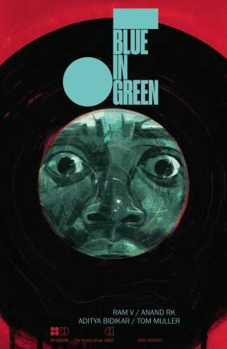 Image - BLUE IN GREEN TPB