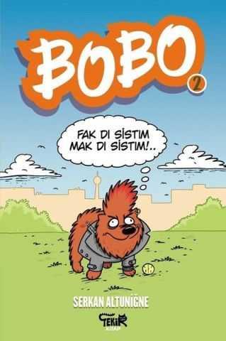 Diğer - Bobo Cilt 2 Serkan Altuniğne İmzalı