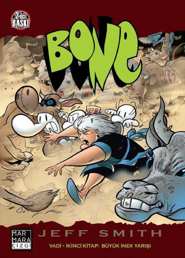 1 - Bone Cilt 2 Büyük İnek Yarışı