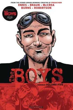 Dynamite - Boys Omnibus Vol 5 TPB