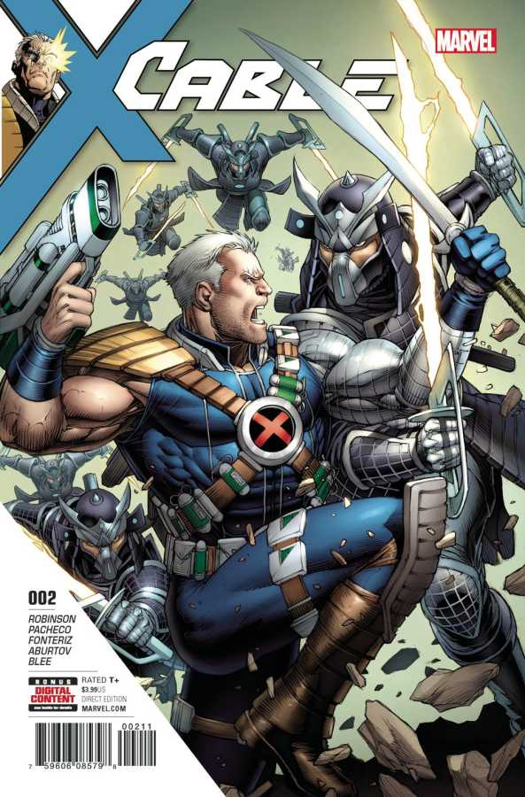 Marvel - Cable # 2