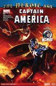 Marvel - CAPTAIN AMERICA (2004) # 607