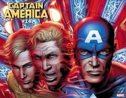 Marvel - Captain America (2018) # 14 Zircher Immortal Wraparound Variant