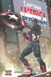Marvel - Captain America Vol 3 Loose Nuke HC