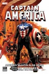 Marmara Çizgi - Captain America′nın Ölümü Cilt 3 Amerika′yı Satın Alan Adam