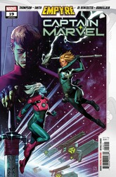 Marvel - Captain Marvel (2018) # 19