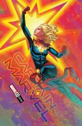 Marvel - Captain Marvel (2018) # 23 Russell Dauterman Variant