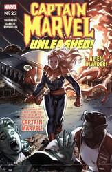 Marvel - Captain Marvel (2018) # 22 Horror Variant