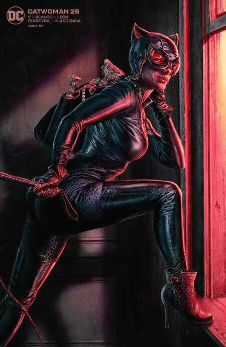 DC - Catwoman # 25 (JOKER WAR) Lee Bermejo Variant