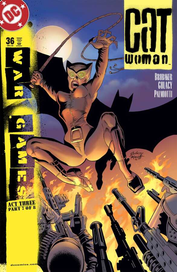 DC - Catwoman (3rd Series) # 36