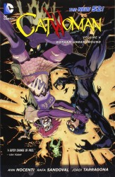 DC - Catwoman (New 52) Vol 4 Gotham Underground TPB