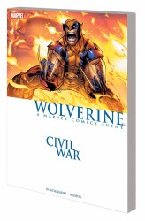 Marvel - Civil War Wolverine TPB