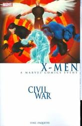Marvel - Civil War X-Men TPB