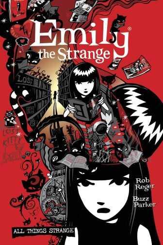Dark Horse - COMPLETE EMILY THE STRANGE ALL THINGS STRANGE TPB