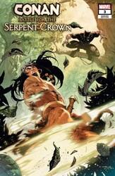 Marvel - Conan Battle For Serpent Crown # 3 Coello Variant