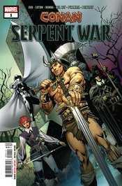 Marvel - Conan Serpent War # 1