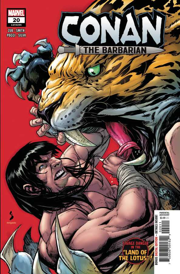 Marvel - Conan the Barbarian # 20