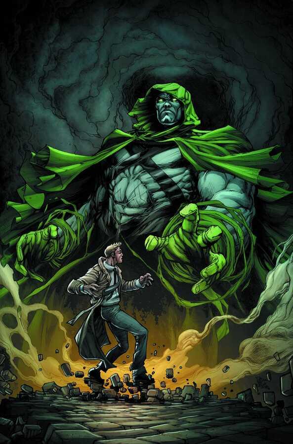 DC - Constantine (2013) # 10
