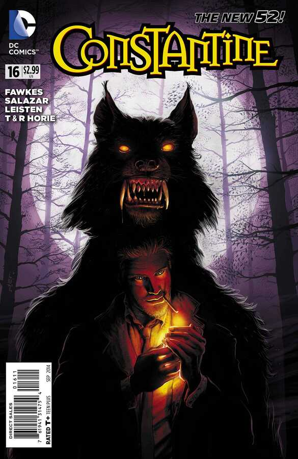 DC - Constantine (2013) # 16