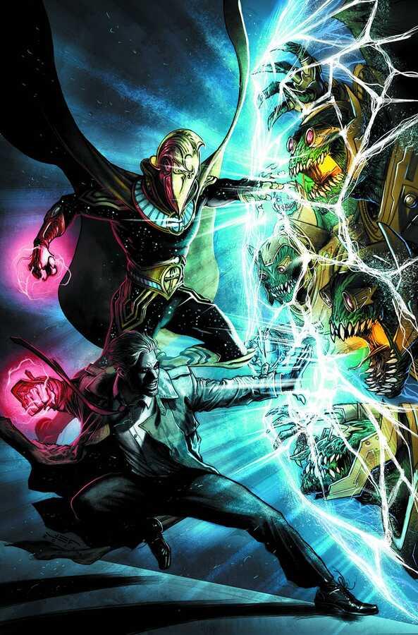 DC - Constantine (2013) # 21