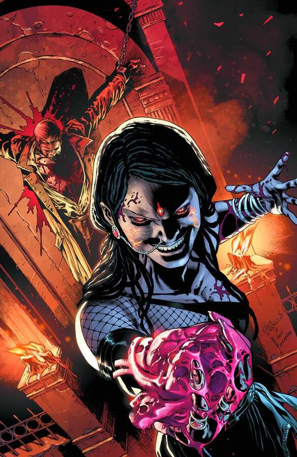 DC - Constantine (2013) # 8