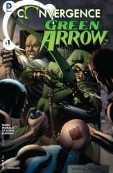 DC - Convergence Green Arrow # 1