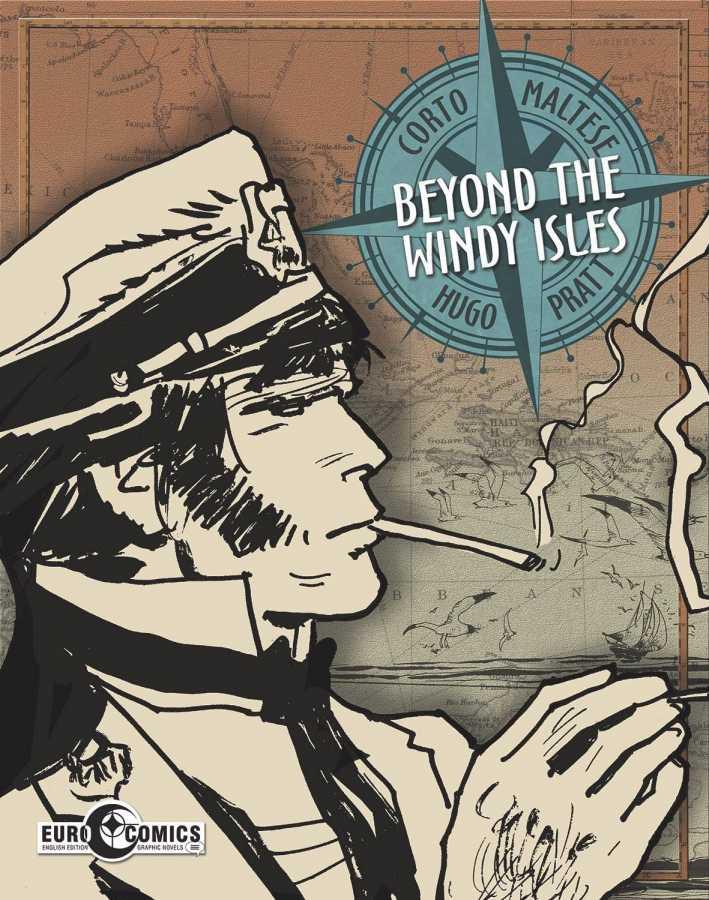 IDW - Corto Maltese Beyond The Windy Isles TPB