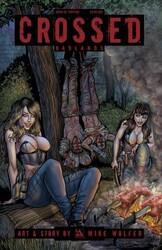 Avatar - Crossed Badlands # 85 Torture Variant