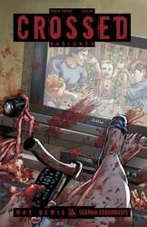 Avatar - Crossed Badlands # 92 Torture Variant