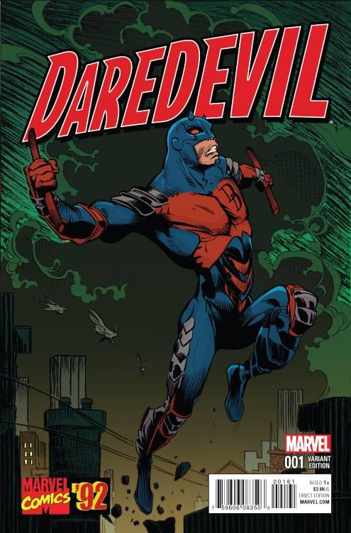 Marvel - Daredevil # 1 Marvel 92 Variant