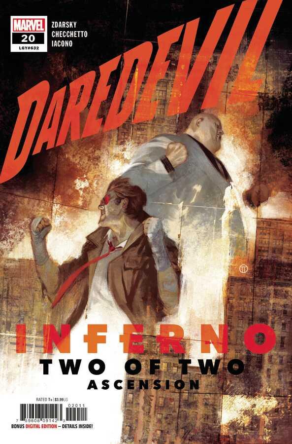 Marvel - Daredevil (2019) # 20