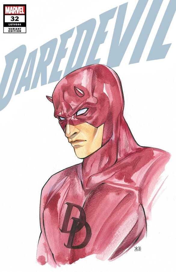 Marvel - DAREDEVIL (2019) # 32 MOMOKO MARVEL ANIME VARIANT