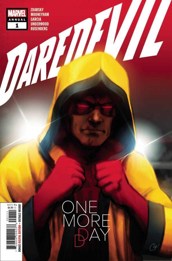 Marvel - Daredevil (2019) Annual # 1