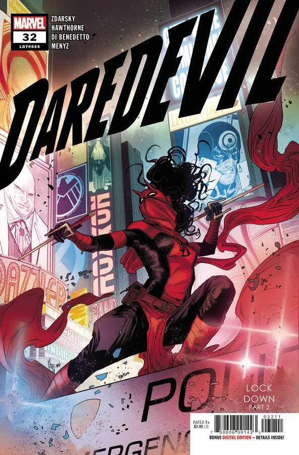 Marvel - DAREDEVIL (2019) # 32