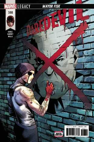 Marvel - Daredevil # 598