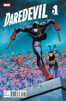 Daredevil Annual # 1 Lim Variant