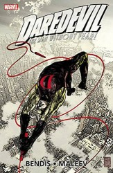 Marvel - Daredevil by Bendis and Maleev Ultimate Collection Book 3 TPB
