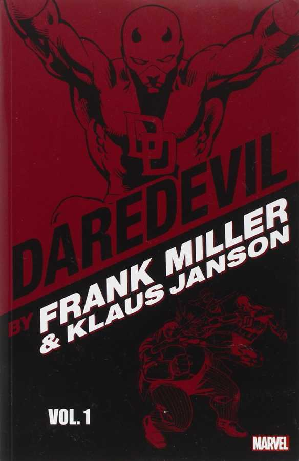 Marvel - Daredevil by Frank Miller & Klaus Janson Vol 1 TPB