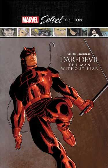 Marvel - Daredevil The Man Without Fear Marvel Select Edition HC