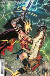 DC - Dark Nights Death Metal # 2 1:25 Doug Mahnke Variant