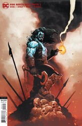 DC - Dark Nights Death Metal # 2 Jerome Opena Variant