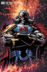 DC - Dark Nights Death Metal # 4 Finch Variant