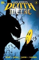 DC - Dark Nights Death Metal # 4