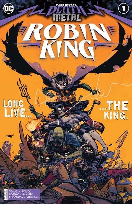 DC - Dark Nights Death Metal Robin King # 1 (ONE SHOT)