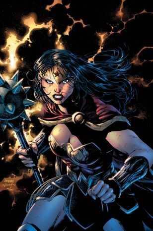 DC - Dark Nights Metal # 5 Lee Variant