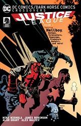 DC - DC Comics/Dark Horse Comics Justice League Vol 1 TPB