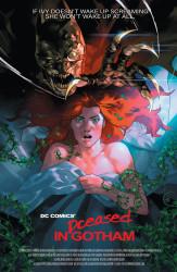 DC - Dceased # 2 Horror Variant