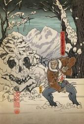 Marvel - Dead Man Logan # 1 Superlog Variant